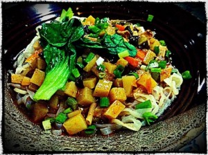Saozi Mian: The Hearty Noodle That Goes By Many Names